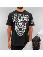 Blood In Blood Out T-skjorter Harlekin svart