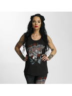 Blood In Blood Out Tank Tops Manos Orando черный