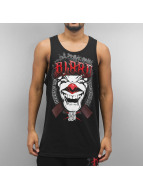 Blood In Blood Out Tank Tops Blood Harlekin Insane schwarz