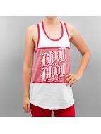 Blood In Blood Out Tanktop Logo wit