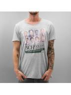 BoomBap T-Shirt School of grau