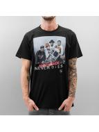 BoomBap T-Shirt Throw noir