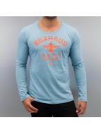 BOXHAUS Brand Pitkähihaiset paidat Soar sininen