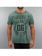 BOXHAUS Brand T-Shirty E.S.S. zielony