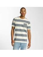 Brave Soul Printed T-Shirt Navy