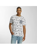 Brave Soul T-Shirty All Over Print bialy