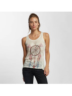 Brave Soul Tank Tops Sublimation weiß