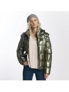 Brave Soul Winter Jacket Pewter grey