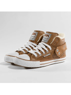 British Knights Roco PU WL Profile Sneakers Cognac