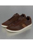 British Knights sneaker Rizzo Nylon Suede bruin