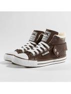 British Knights Roco PU WL Profile Sneakers Dark Brown