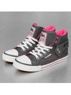 British Knights Sneaker Roco PU Mesh grau