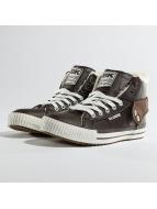 British Knights Sneaker Roco PU WL Profile marrone