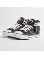 British Knights Sneaker Roco PU Rivets nero
