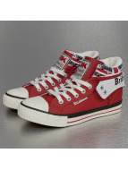 British Knights sneaker Roco PU Textile rood