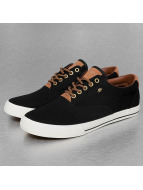 British Knights Sneaker Decoy Heavy Canvas Suede schwarz