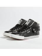 British Knights Sneaker Roco PU WL Profile schwarz
