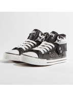 British Knights sneaker Roco PU Rivets zwart