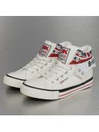British Knights Sneakers Roco PU Textile beyaz
