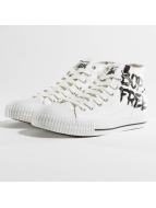 British Knights Sneakers Slider PU beyaz