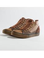 British Knights Sneakers Slider PU Suede brun