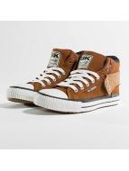 British Knights Sneakers Roco Suede Profile brun