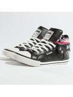 British Knights Sneakers Roco PU Textile czarny