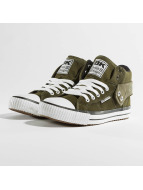 British Knights Sneakers Roco Suede Profile khaki