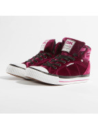 British Knights Dee Textile Sneakers Velvet Cherise