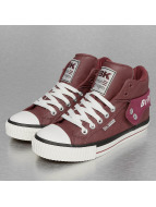 British Knights Sneakers Roco PU red