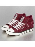 British Knights Sneakers Roco röd