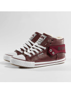 British Knights Sneakers Roco PU WL Profile röd