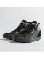 British Knights Sneakers Slider PU Suede sort
