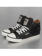 British Knights Tennarit British Knights Roco PU Felt Sneakers musta