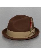 Brixton Шляпа Gain коричневый