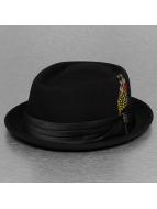 Brixton Шляпа Stout черный