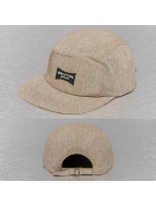 Brixton 5 Panel Caps Ramsey beige