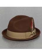 Brixton hoed Gain bruin