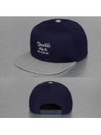 Brixton Snapback Cap Wheeler blau