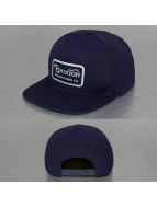 Brixton Snapback Cap Grade blau