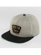 Brixton Snapback Cap Gaston grey