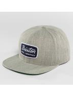 Brixton Snapback Cap Jolt grey