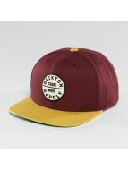 Brixton snapback cap Oath III rood