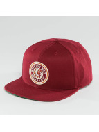 Brixton snapback cap Rival rood