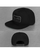Brixton Snapback Cap Grade schwarz