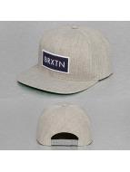 Brixton Snapback Caps Rift grå