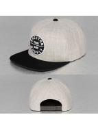 Brixton Snapback Caps Oath III grå