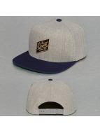 Brixton Snapback Caps Bedford harmaa