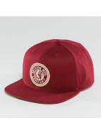 Brixton Snapback Caps Rival punainen