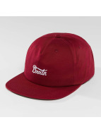 Brixton Snapback Caps Potrero punainen